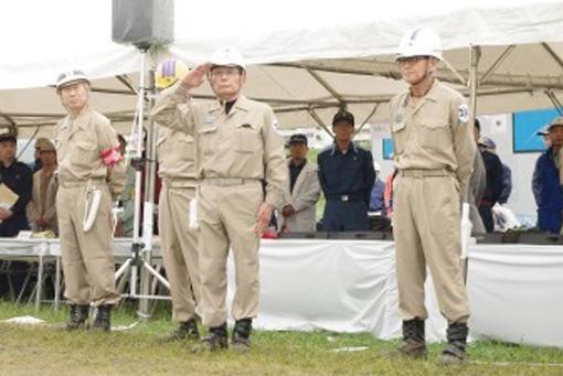 水防功労者の紹介