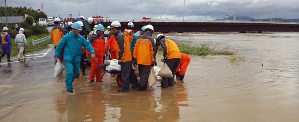 全国水防管理団体連合会